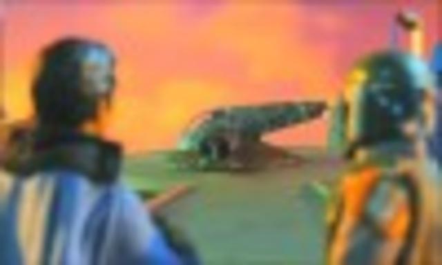 """Robot Chicken """"Episode II"""" - Cloud City 1"""