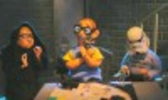 """Robot Chicken """"Episode II"""" - Geeks"""