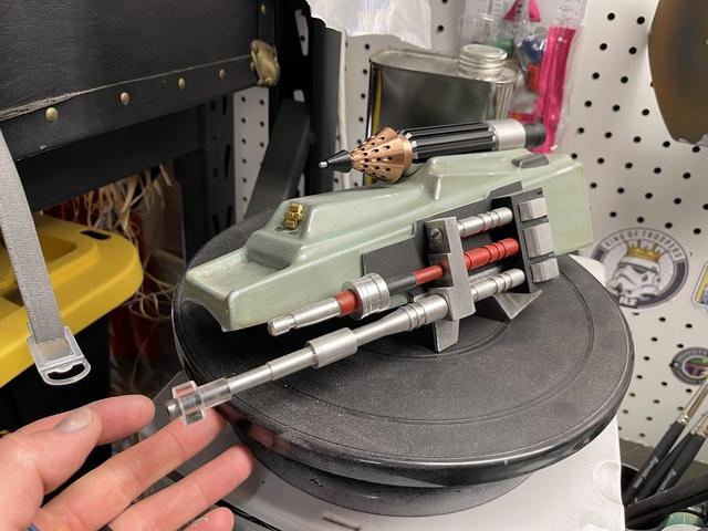 Elstree Precision laser replica, photo by Boba87Fett