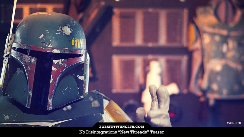 Our Web Series, No Disintegrations