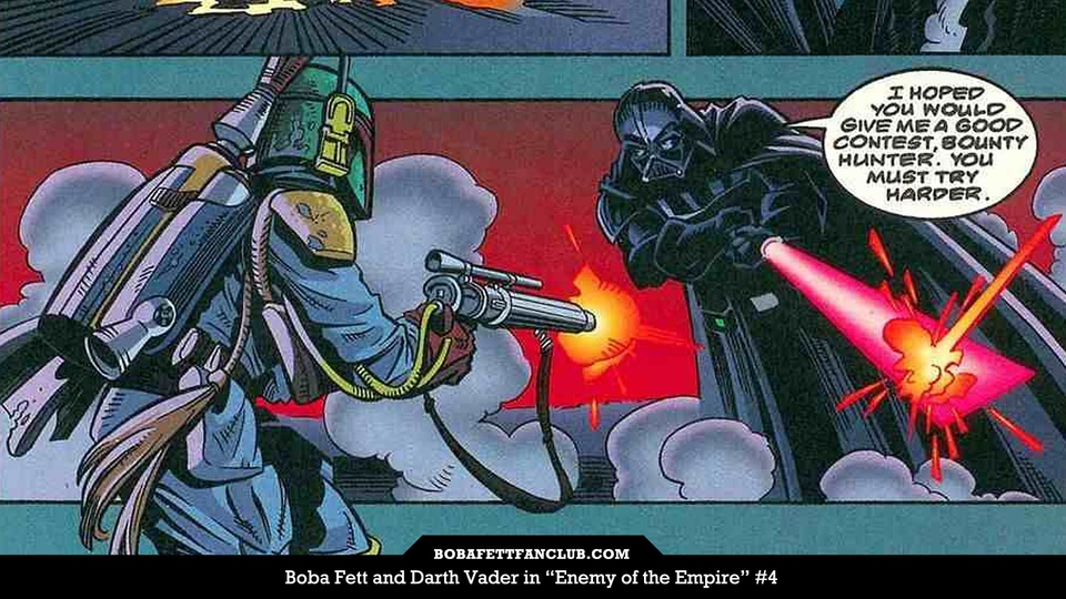 Lucasfilm, Boba Fett Needs More Like This
