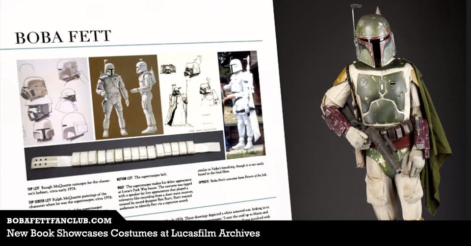 New Book Showcases Costumes at Lucasfilm Archives