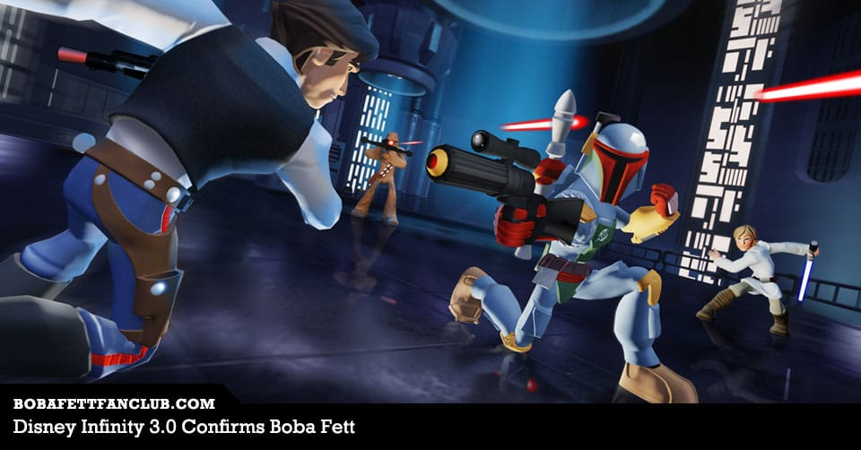 Disney Infinity 3.0 Confirms Boba Fett