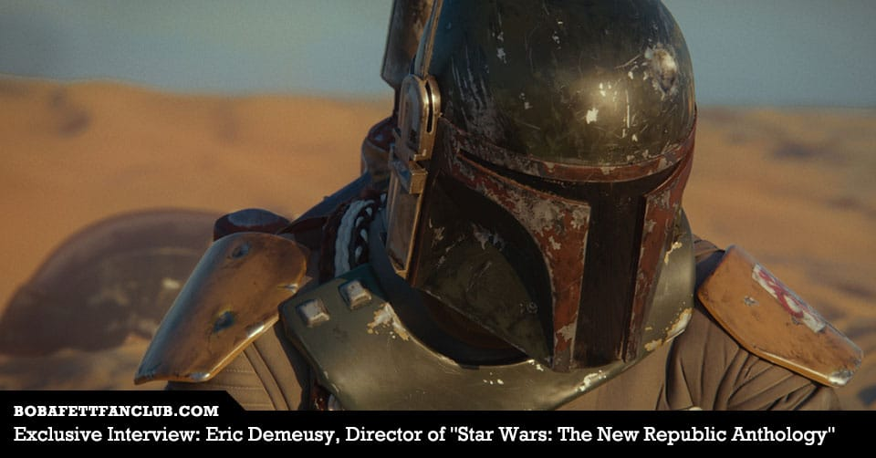 "Exclusive Interview: Filmmaker Behind ""Star Wars: The New Republic Anthology"""