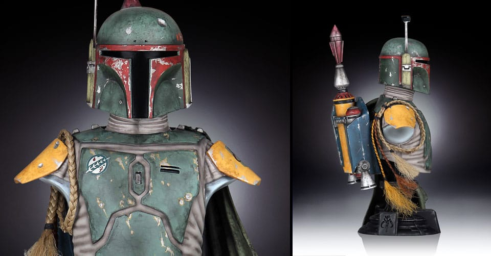 Gamestop's Gentle Giant Boba Fett is Now Available