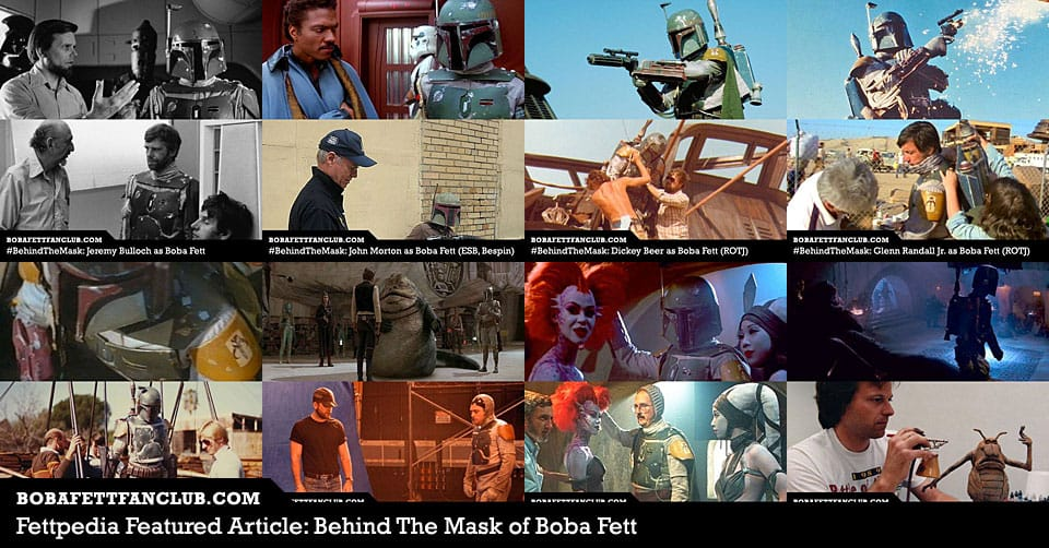 Fettpedia Featured Article: Behind The Mask of Boba Fett